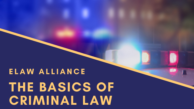 eLaw Alliance _ Youtube Thumb _ Basics of Criminal Law
