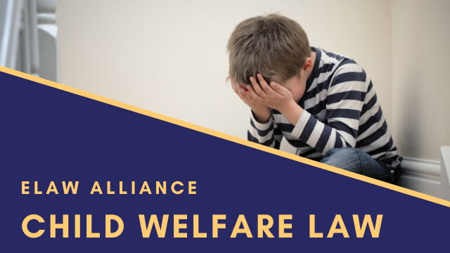 eLaw Alliance _ Youtube Thumb _ Child Welfare Law